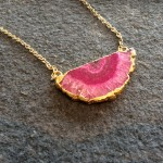 Helios Pink Large Pendant